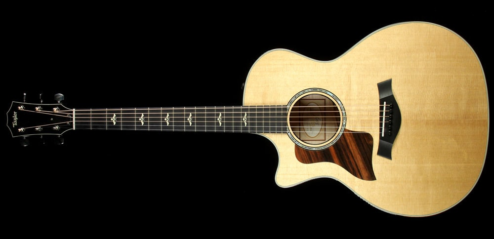Taylor 614ce Grand Auditorium Left Handed Acoustic/Electric Guitar Brown Sugar Stain Brown Sugar Stain, Brand New, $3,199.00