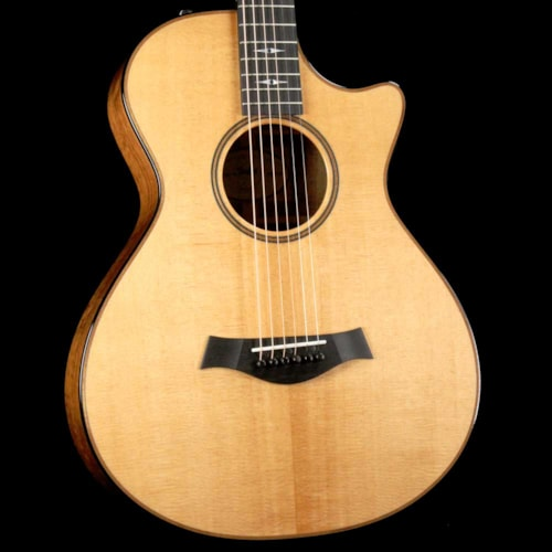 Taylor 712ce 12 Fret LTD Grand Concert Acoustic-Electric Torrified Spruce Tasmanian Blackwood