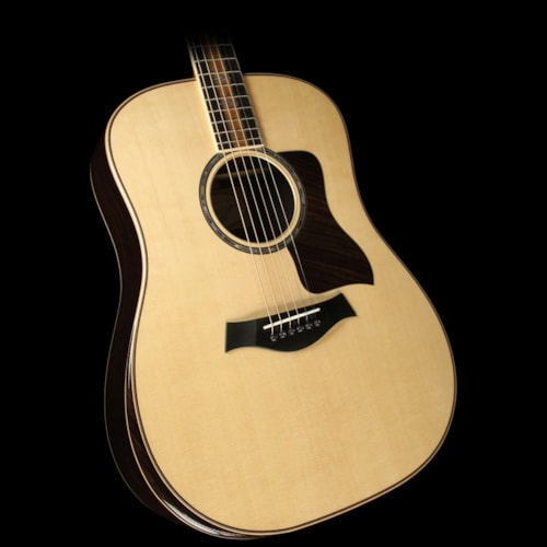 Taylor 810e DLX Dreadnought Acoustic-Electric Guitar Natural Brand New, $3,899.00