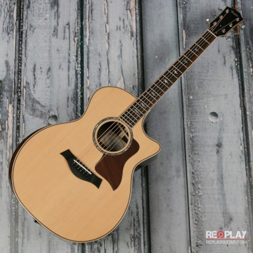 Taylor 814ce DLX acoustic electric guitar Brand New, $3,999.00