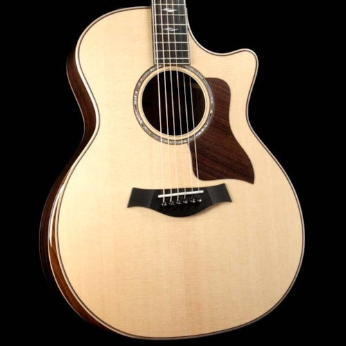 Taylor 814ce DLX Grand Auditorium Natural