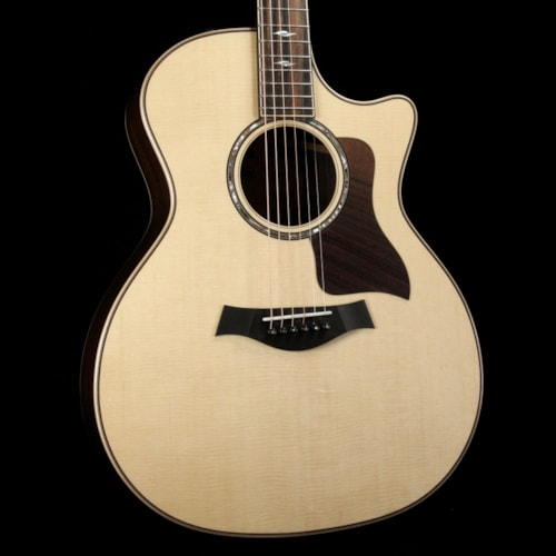 Taylor 814ce V-Class Grand Auditorium Acoustic Natural