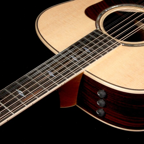Taylor 856ce 12-String Grand Symphony Acoustic Guitar Natural Brand New $3,499.00