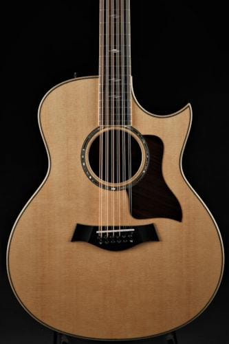 Taylor 856ce Brand New, Hard