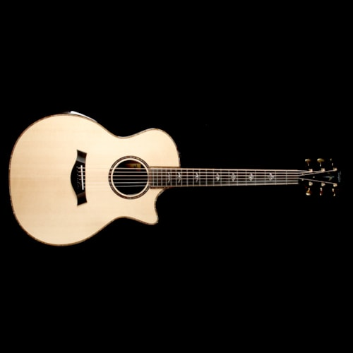 Taylor 914ce V-Class Grand Auditorium Acoustic-Electric Natural