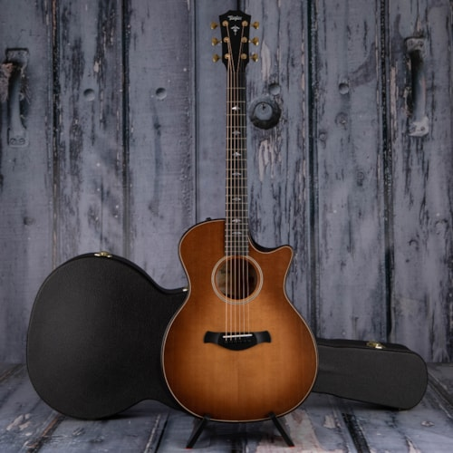 Taylor Builder's Edition 614ce Acoustic/Electric, Wild Honey Burst
