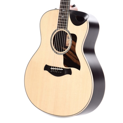 Taylor Builder's Edition 816ce Grand Symphony Lutz Spruce/Rosewood Natural ES2 w/Soundport Cutaway (Serial #1205210043)