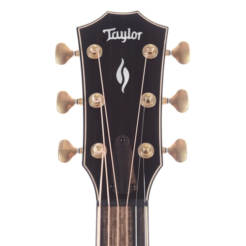 Taylor Builder's Edition 816ce Grand Symphony Lutz Spruce/Rosewood Natural ES2 w/Soundport Cutaway (Serial #1207080026)