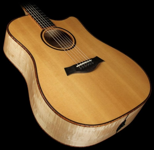... Taylor Fall Limited 610ce L7 Dreadnought Acoustic/Electric Guitar Natural Natural, Excellent, $2,099.00 ...
