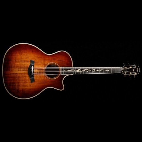 Taylor K24ce V-Class Grand Auditorium Acoustic Shaded Edgeburst Brand New, $4,499.00