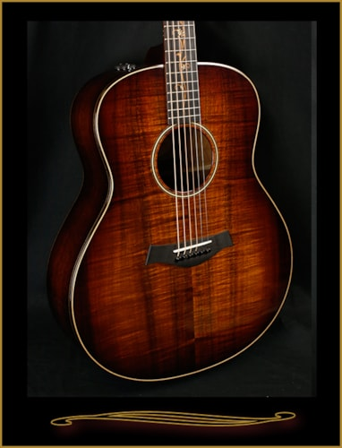 Taylor K28E All Koa Grand Orchestra Brand New, Original Hard, $4,299.00