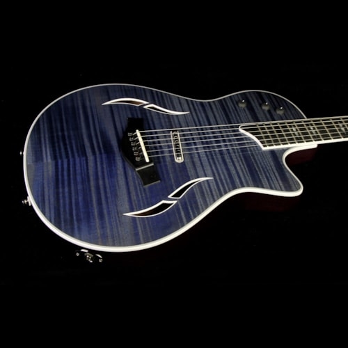 Taylor T5z Pro Acoustic-Electric Guitar Pacific Blue Brand New, $2,799.00