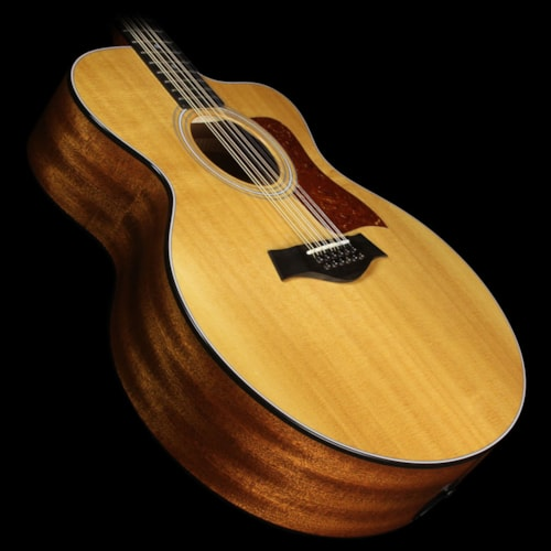 Taylor Used 2010 Taylor 355ce Jumbo 12-String Acoustic-Electric Guitar Natural Natural, Excellent, $1,499.00