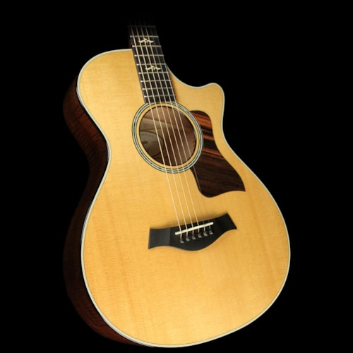 Taylor Used 2015 Taylor 612ce First Edition Grand Concert Acoustic/Electric Guitar Brown Sugar Stain Natural, Excellent, $2,575.00