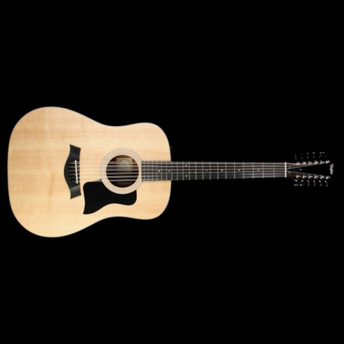 Taylor Used Taylor 150e Dreadnought 12 String Acoustic/Electric Guitar Natural Excellent, $499.00