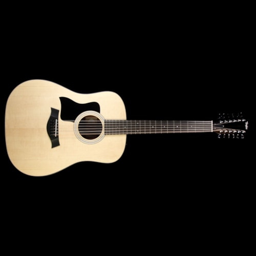 Taylor Used Taylor 150e Left-Handed 12-String Dreadnought Acoustic-Electric Guitar Natural