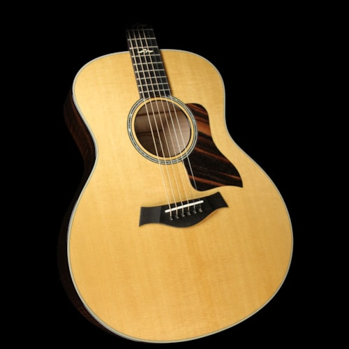 Taylor Used Taylor 616e Grand Symphony Acoustic-Electric Guitar Brown Sugar Stain Excellent, $2,399.00