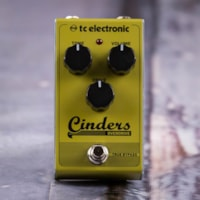 TC Electronic Cinders Bass Overdrive