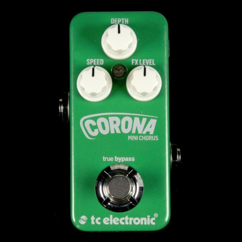TC Electronic Corona Mini Chorus Effects Pedal