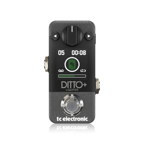TC Electronic Ditto+ Looper Pre-Order