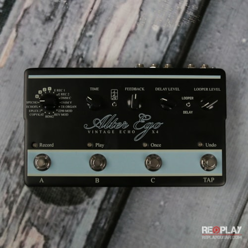 TC Electronic TC Electronic Alter Ego X4 Vintage Delay and Looper Very Good, $159.99