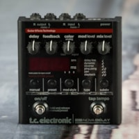 TC Electronics ND-1 Nova Delay Programmable Digital Delay