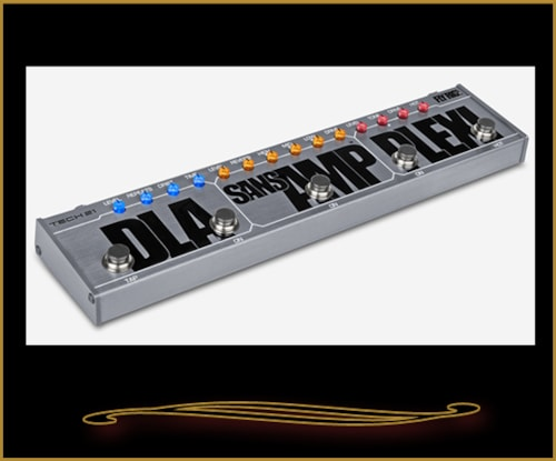 Tech 21 Fly Rig 5 Silver, Brand New, $249.00