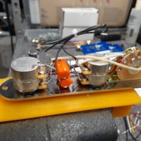 HOAGLAND CUSTOM Tele Wiring - Independent Concentric V&T 4 Each HB