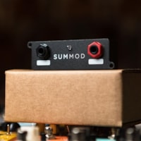 Temple Audio Design Temple SUMMOD Stereo Sum Module - MOD-SUM