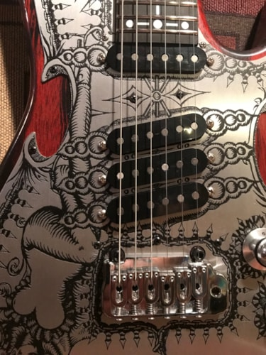 Teye Guitars Gypsy Queen