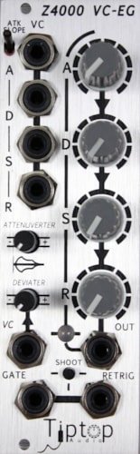TipTop Audio Z4000 Voltage Controlled Envelope Generator Brand New, $155.00