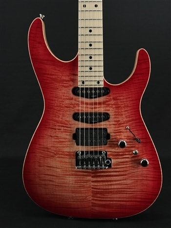Tom Anderson Angel in Natural Red Burst with Binding