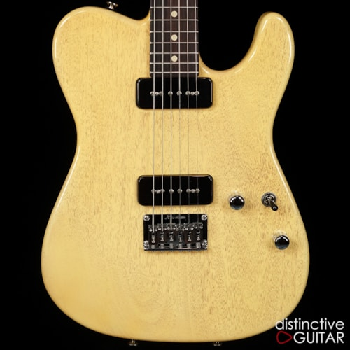 Tom Anderson Cobra Special Shorty Tv Yellow Guitars Electric Solid