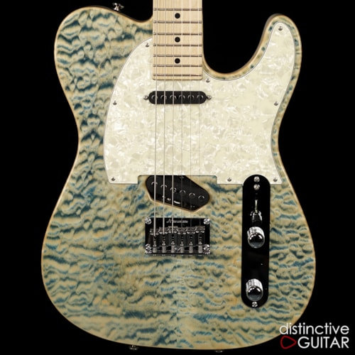Tom Anderson Drop T Classic Natural Blue Quilt, Brand New, Hard, $4,249.00