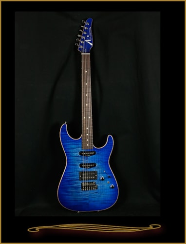 Tom Anderson Drop Top Jack's Pacific Blue, Brand New, Hard, $3,199.00