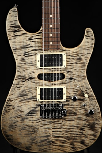 Tom Anderson Drop Top - Natural Black   Brand New, Hard