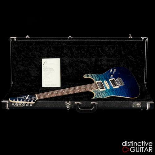 Tom Anderson Drop Top Shorty Arctic Blue Surf, Brand New, $3,885.00