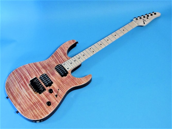 Tom Anderson Guitarworks Angel Natural Coral, Brand New, Hard