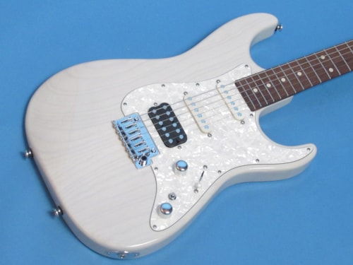 Tom Anderson Guitarworks Classic Shorty Translucent White, Brand New, Hard, $3,095.00