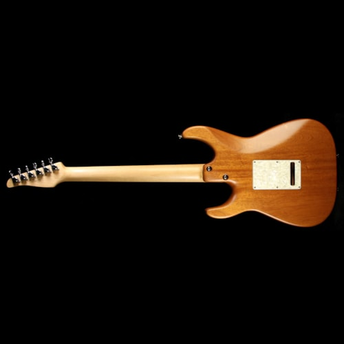2016 Tom Anderson Used 2016 Tom Anderson Guitarworks Guardian Angel Electric Guitar Natural Orange Burst Satin