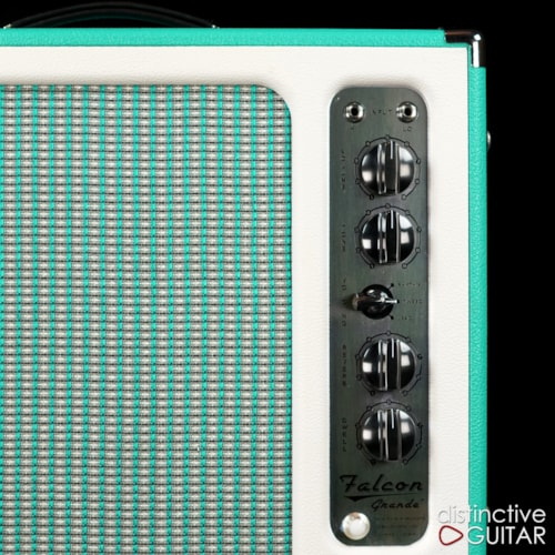 Tone King Falcon Grande Turquoise, Brand New