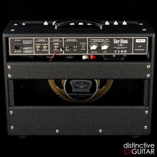 Tone King Sky King 1x12 Tube Combo Black