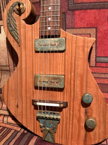 Tone Revival Guitars Spirit Of The Wind Brand New, Original Hard