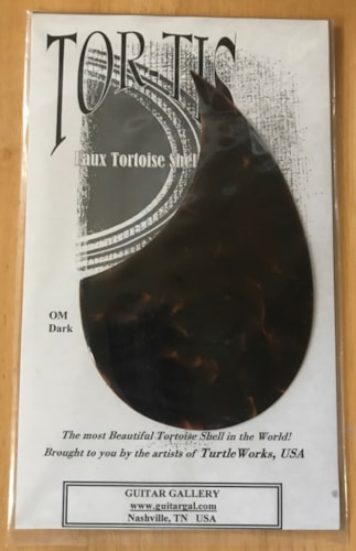 Tortis Pickguards OM Dark, 30's, 60's, etc, Brand New, Call For Price!
