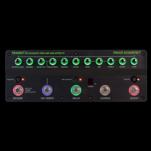 Trace Elliot Transit A Acoustic Preamp Pedal Brand New $299.99