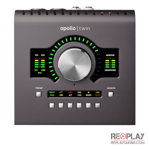 Universal Audio Apollo Twin MKII Duo Audio Interface