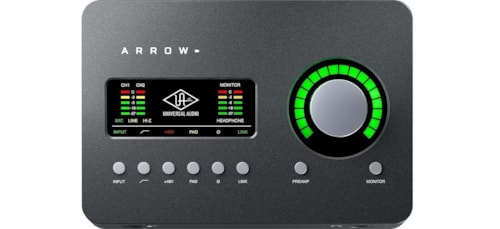 Universal Audio Arrow Thunderbolt 3 Audio Interface