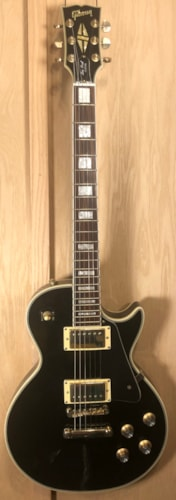 unknown In the style of a Les Paul Custom