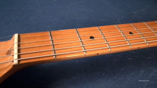 Used 1994 Fender 40th Anniversary 1954 Stratocaster