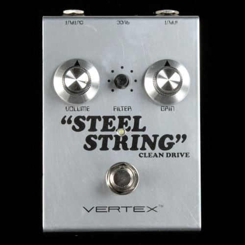 Vertex Effects Steel String Overdrive Effects Pedal Brand New $199.99